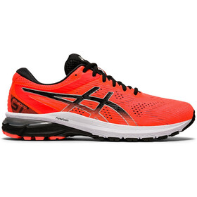 asics GT-2000 8 Schoenen Heren, sunrise red/black